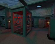 Teletransportador Xen Opposing Force Biodome Complex