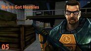 Half-Life 1 Walkthrough 100% (Episodio 5- Enemigos a la vista)