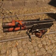 Combine Shotgun doubleshot