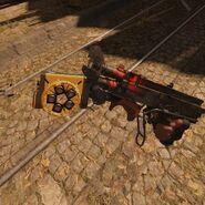 Combine Shotgun grenade