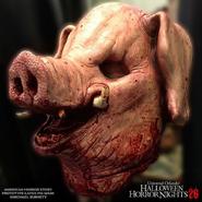 Piggy Man Mask (Orlando)