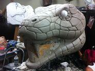 Big Head Snake Sculpt