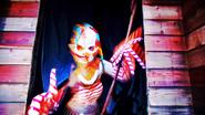 Clowns 3D- Music by Slash