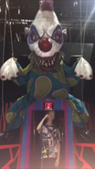 Killer Klowns From Outer Space Behind the scenes 2