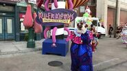 Killer Klowns From Outer Space Daytime Scare Zone Livestream