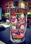 Killer Klowns Glass 1