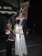 Carnival Stilt 1
