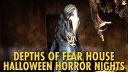 Depths of Fear at Halloween Horror Nights 29 Universal Orlando