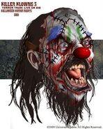 Killer Klown 2009 Terror Tram