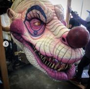 Klownzilla Head 4