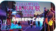 Anarch-Cade - Halloween Horror Nights 29 - Universal Orlando