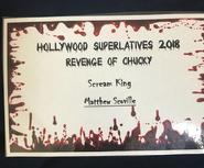 Revenge of Chucky Scareactor Reward