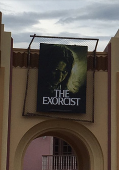HHN 26 The Exorcist Front Gate Banner.png