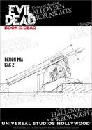Demon Mia Gag 2 Concept
