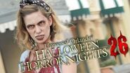 Having A Screaming Good Time At HHN 26 (but mostly Vamp 55) Halloween Horror Nights 26