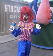 Rosebud the Clown Girl 8