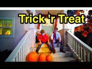 -NEW- Trick r Treat - Halloween Horror Nights 2018 (Universal Studios Hollywood, CA)