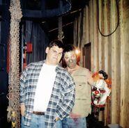 HHN Michael Roddy and eddie