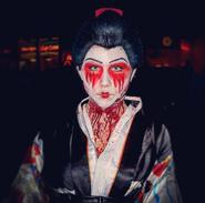 Chainsaw Geisha 1