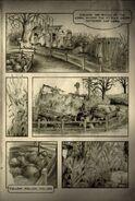 Field of Screams Comic Page 1