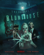 The Horrors Of BlumHouse 2017 Poster (Orlando)
