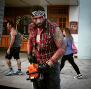 Chainsaw Redneck 2