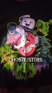My GhostBusters t shirt