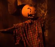 Pumpkin Scarecrow Prop 1