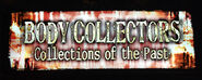 Body Collections - Collections of the Past Sign