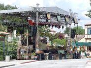 HHN 17 Carnival Stage