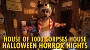 House of 1000 Corpses at Halloween Horror Nights 29 Universal Orlando