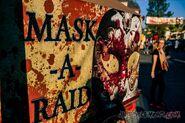 Mask-A-Raid JC 1
