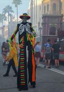Esqueleto Muerte Stiltwalker 8