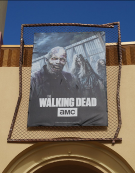 HHN 26 The Walking Dead Front Gate Banner.png