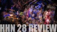 Universal Orlando Halloween Horror Nights HHN28 ALL HHN 28 Houses & Scarezones