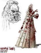 Vampire Bride Concept Art (2010)