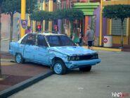 Island Under Siege Car