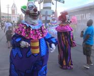 Jumbo the Clown 36