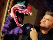 Popcorn Clown 3