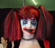 Red Hair Clown Go Go Dancer 2007