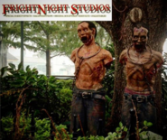 "Screenshot 2020-10-15 FrightNight Studios, LLC on Instagram ""Custom made mechanical MICHONNE'S PETS created for the WALKING-...-"