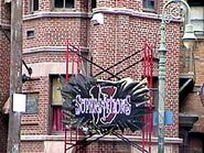 Superstitions Entrace Sign