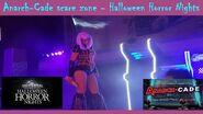 Anarch-Cade walk-through at Halloween Horror Nights 2019 in Universal Orlando