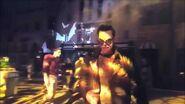 Vamp 55 Halloween Horror Nights at night