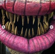 Klownzilla Mouth