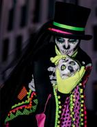 Esqueleto Muerte Stiltwalker 4