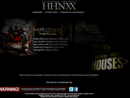 HHN 2010 Website Hades