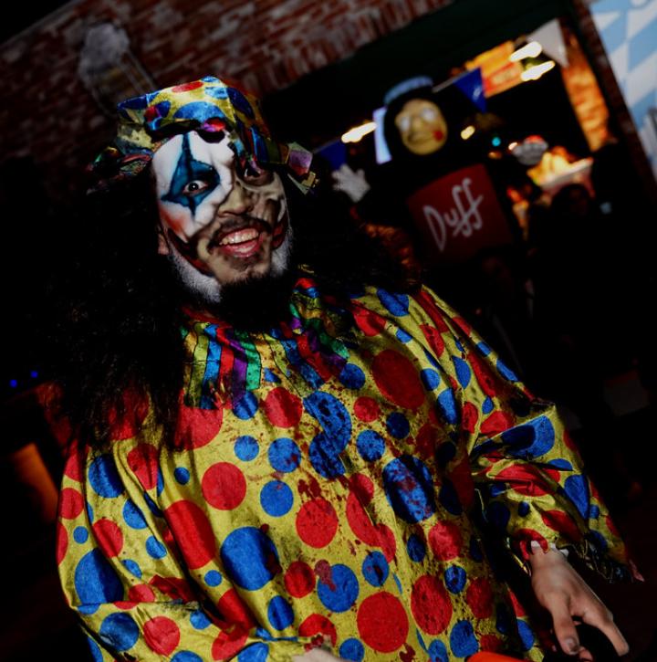 Cooper the Clown