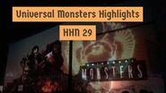 Universal Monsters Haunted House Highlights Halloween Horror Nights 29 Universal Orlando