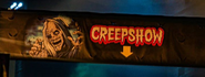 Creepshow Maze Entrance